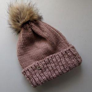 ❗️2 for $10  LC LAUREN CONRAD Pompom Hat NWT